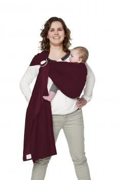 ByKay Ringsling Classic Berry Red